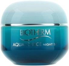 Духи, Парфюмерия, косметика Ночной бальзам с тройным спа эффектом - Biotherm Aquasource Night Spa (тестер)