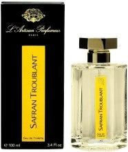 Духи, Парфюмерия, косметика L`Artisan Parfumeur Safran Troublant - Туалетная вода