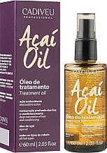 Духи, Парфюмерия, косметика Сыворотка для волос - Cadiveu Acai Oil Treatment Oil