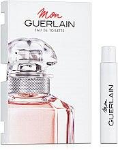 Духи, Парфюмерия, косметика Guerlain Mon Guerlain - Туалетная вода (пробник)