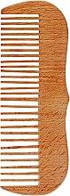 Духи, Парфюмерия, косметика Гребень для волос, деревянный, 1552 - SPL
