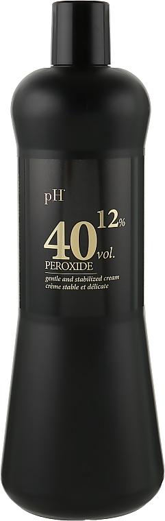 Окислитель для волос Арган и Кератин 12% - pH Laboratories Argan&Keratin Peroxide