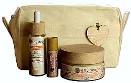 Духи, Парфюмерия, косметика Набор - Shy Deer Zero Waste Set (elixir/30ml + body/butter/100ml + lip/butter/12ml + bag)