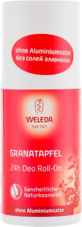 Набор - Weleda 100 % Luxurious Pomegranate (sh/gel/200ml + deo/50ml) — фото N3
