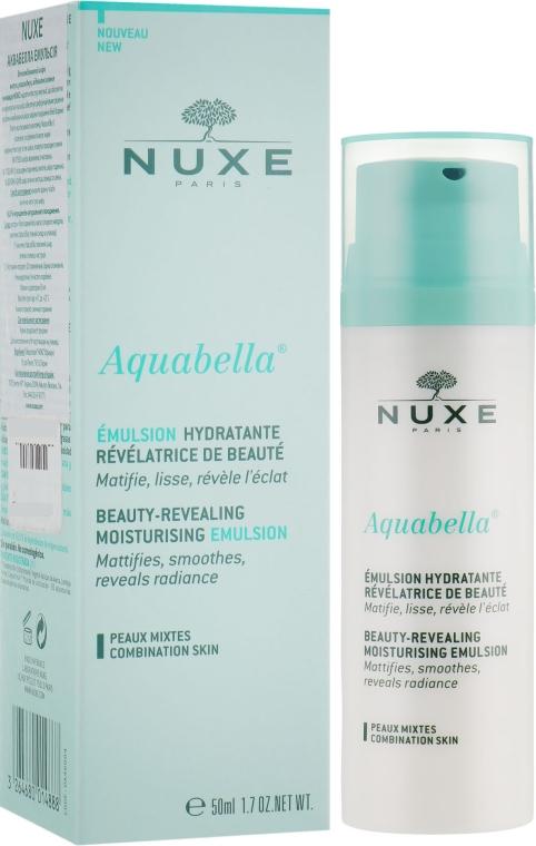 Увлажняющая эмульсия - Nuxe Aquabella Beauty-Revealing Moisturising Emulsion