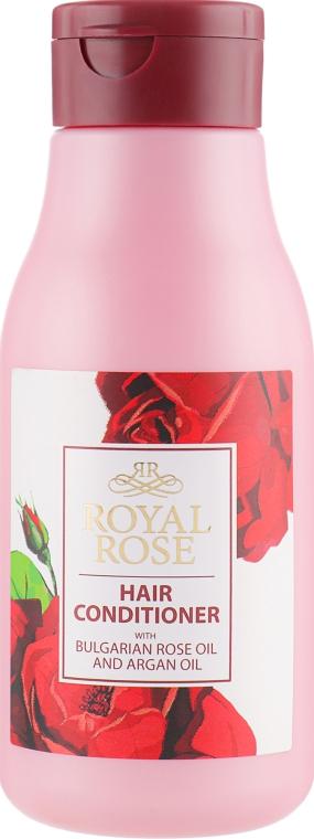 Кондиционер для ломких и обработанных препаратами волос - BioFresh Royal Rose Hair Conditioner