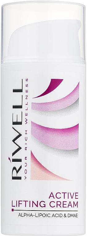 """Крем для лица """"Активный лифтинг"""" - Riwell Active Lifting Cream"""