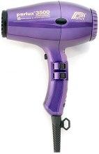 Парфумерія, косметика Фен для волосся, фіолетовий - Parlux 3500 Ionic Violet