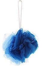 Духи, Парфюмерия, косметика Мочалка банная 30352, синяя - Top Choice