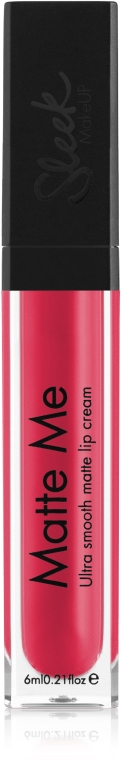Матовая помада для губ - Sleek MakeUP Matte Me Lip Cream