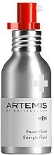 Духи, Парфюмерия, косметика Флюид для лица - Artemis of Switzerland Men Power Fluid SPF 15