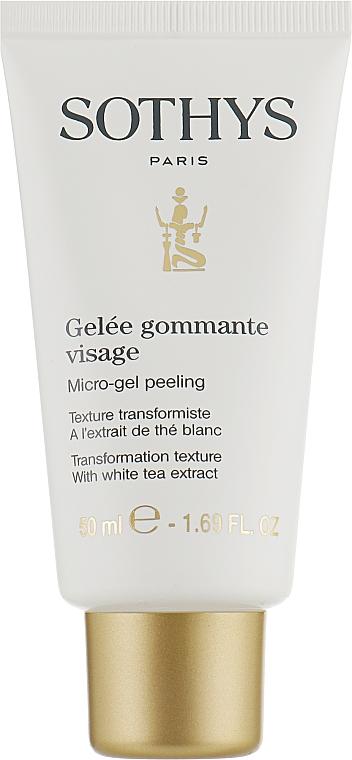 Гель-скраб с микрогранулами с экстрактом белого чая - Sothys Micro-Gel Peeling
