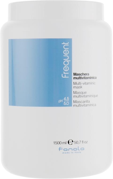 Маска мультивитаминная - Fanola Frequent Multi Vitamin Mask