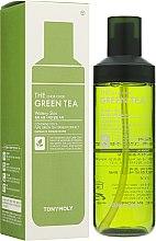 Духи, Парфюмерия, косметика Очищающая вода с экстрактом зеленого чая - Tony Moly The Chok Chok Green Tea Cleansing Water