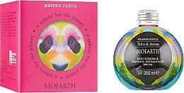 """Духи, Парфюмерия, косметика Шампунь-гель для душа """"Тальк и овес"""" - Bioearth Mister Panda"""