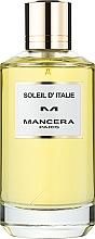 Духи, Парфюмерия, косметика Mancera Soleil d'Italie - Парфюмированная вода