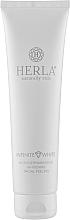 Духи, Парфюмерия, косметика Пилинг для лица - Herla Infinite White Microdermabrasion Whitening Facial Peeling