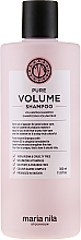 Духи, Парфюмерия, косметика Шампунь для придания объёма волосам - Maria Nila Pure Volume Shampoo