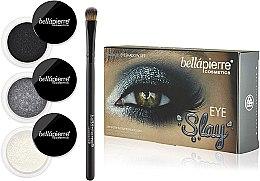 Духи, Парфюмерия, косметика Набор для макияжа глаз - Bellapierre Eye Slay Kit Smoked