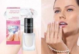 Засіб для зміцнення нігтів з алмазним пилом - Artdeco Diamond Hardener — фото N2