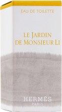 Духи, Парфюмерия, косметика Hermes Le Jardin de Monsieur Li - Туалетная вода (мини)
