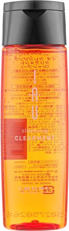 Очищающий аромашампунь для ежедневного ухода - Lebel IAU Cleansing Clearment