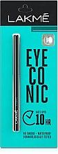 Духи, Парфюмерия, косметика Карандаш для глаз - Lakme India Eyeconic Kajal
