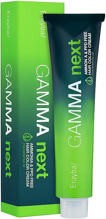 Безаммиачная краска для волос - Erayba Gamma Next