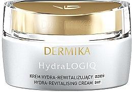 Духи, Парфюмерия, косметика Ревитализирующий крем для лица - Dermika Hydralogiq Hydra Revitalising Cream