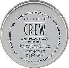 Духи, Парфюмерия, косметика Воск для усов сильной фиксации - American Crew Official Supplier to Men Moustache Wax Strong Hold