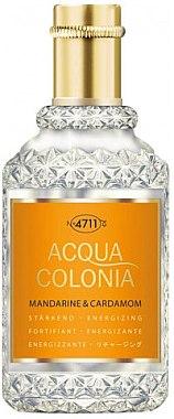 Maurer & Wirtz 4711 Acqua Colonia Mandarine & Cardamom - Одеколон (тестер без крышечки)