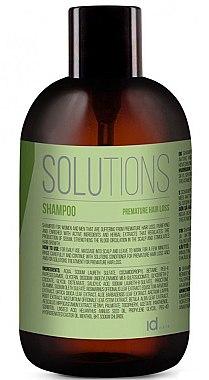 Шампунь против выпадения волос - idHair Solutions №7-1