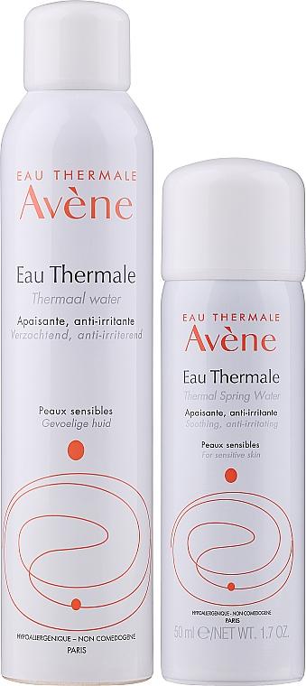 Набор - Avene Eau Thermale Water (wtr/50ml + wtr/300ml)