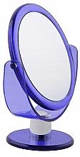 Духи, Парфюмерия, косметика Зеркало двухсторонее 499766, фиолетовое - Inter-Vion