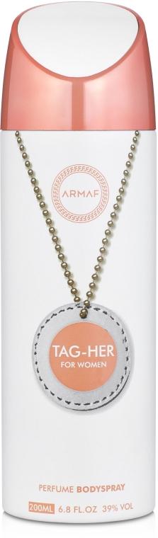 Armaf Tag-Her - Дезодорант