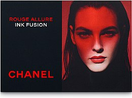 Парфумерія, косметика Набір пробників - Chanel Rouge Allure Ink Fusion (lipstick/4x0.20ml)
