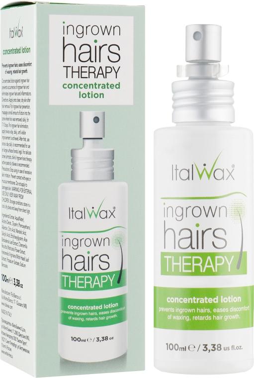 Лосьон-сыворотка против вросших волос - ItalWax Ingrown Hairs Therapy Concentrated Lotion