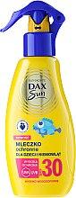 Духи, Парфюмерия, косметика Детское защитное молочко от солнца - DAX Sun Body Lotion SPF 30