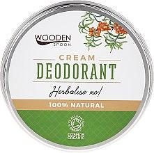 Духи, Парфюмерия, косметика Дезодорант-крем - Wooden Spoon Herbalise Me Cream Deodorant