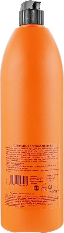 Шампунь з аргановою олією - Prosalon Argan Oil Shampoo  — фото N2