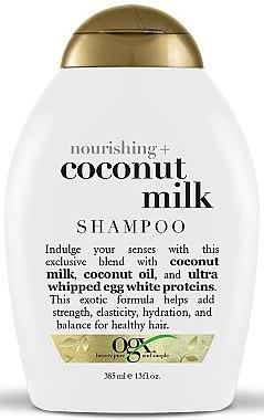 Шампунь для волос - OGX Coconut Milk Shampoo
