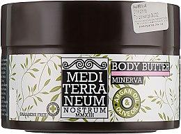"""Духи, Парфюмерия, косметика Крем-масло для тела """"Минерва"""" - Mediterraneum Nostrum Body Butter Minerva"""