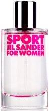 Духи, Парфюмерия, косметика Jil Sander Sport For Women - Туалетная вода (тестер без крышечки)