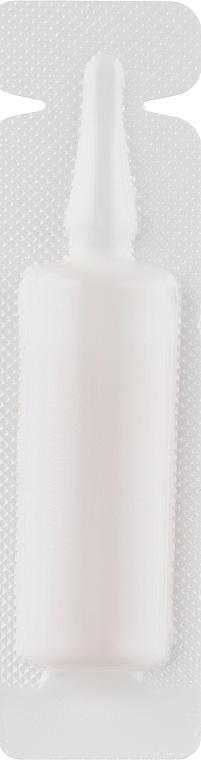 Мягкий очищающий мусс с белой розой - Bishoff (пробник)