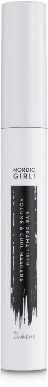 Тушь для ресниц - Lumene Nordic Girl! Eye Dramatizer Mascara Volume & Curl