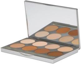 Духи, Парфюмерия, косметика Палитра компактной пудры - Graftobian HD Pro Powder Palette