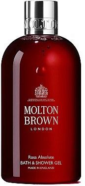 Molton Brown Rosa Absolute - Гель для ванны и душа