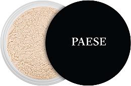 Духи, Парфюмерия, косметика Рассыпчатая пудра - Paese High Definition Powder (тестер)