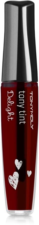 Жидкий тинт для губ - Tony Moly Delight Tony Tint