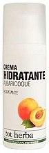 Духи, Парфюмерия, косметика Увлажняющий крем для лица - Tot Herba Apricot Hydrating Cream
